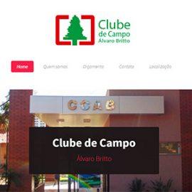 Site: Clube de Campo Alvaro Brito